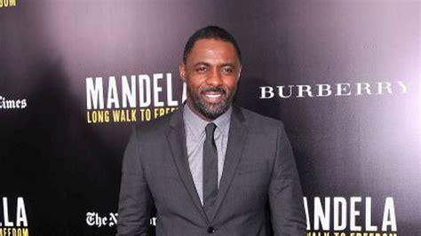 Idris Elba Thinks He's 'Too Old' To Play James Bond ...