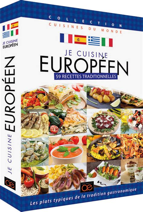 je cuisine cuisines du monde je cuisine européen dvd dvd