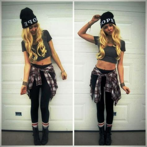 Swag outfits for girls tumblr leggings u2013 WappStyle # ...
