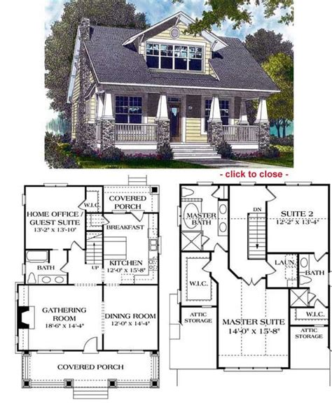 Craftsman Style Floor Plans bungalow house styles craftsman house plans and