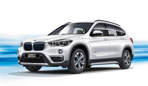 Bmw X1 Plugin Hybrid Suv For China Only, Not North America