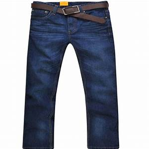 Cheap jeans new 2016 best quality brand jeans men cotton straight designer jeans large size for ...