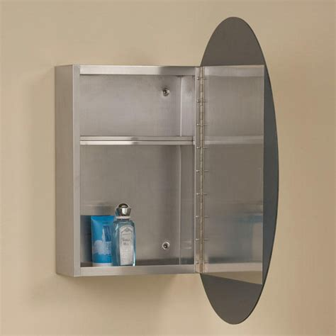 oval medicine cabinet ellipse stainless steel medicine cabinet with oval mirror