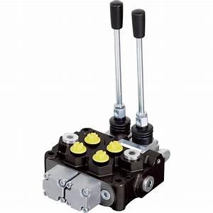 Nortrac Monoblock Hydraulic Control Valve  U2014 12 Gpm  2