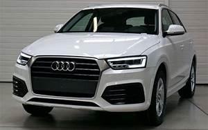 Audi Q3 Prix Neuf : audi q3 occasion recente proche de montpellier 2 0 tdi 150 ch s tronic 7 quattro ambiente ~ Gottalentnigeria.com Avis de Voitures
