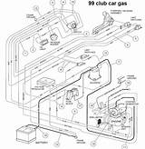 1999 Club Car Ds Wiring Diagram