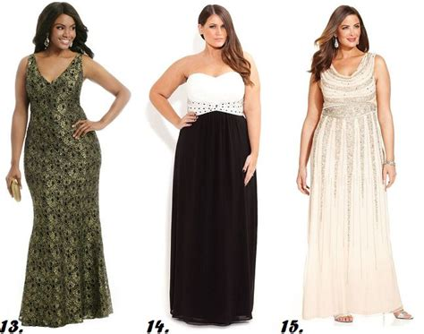 186 Best Images About Plus Size Formal Dresses On