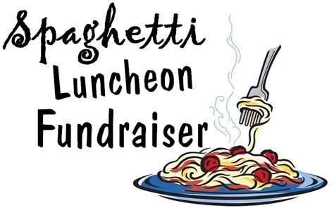 Spaghetti Dinner Clip Lunch Clipart Spaghetti Dinner Pencil And In Color Lunch