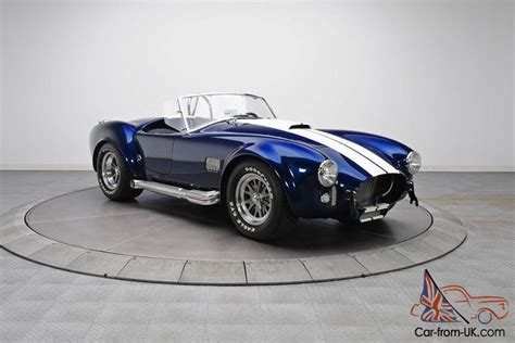 superformance shelby cobra   coyote