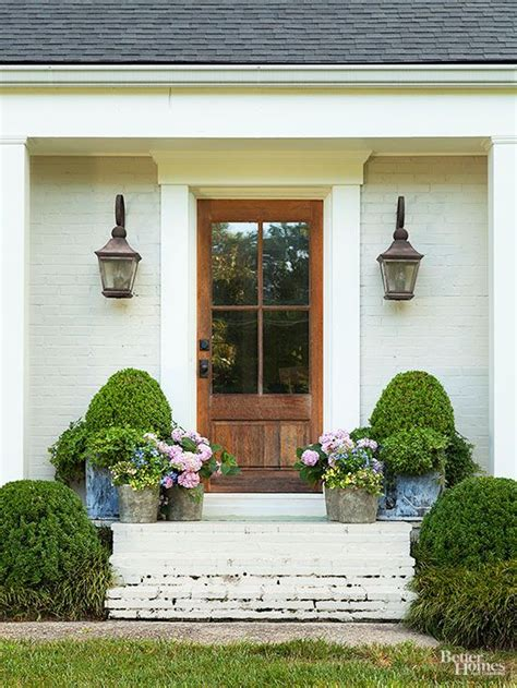 Creative Curb Appeal Ideas  Bhg's Best Home Tips And