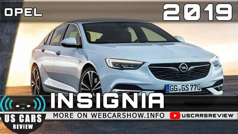Opel Insignia Price by 2019 Opel Insignia Review Release Date Specs Prices