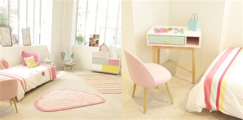 chambre fille maison du monde la nouvelle collection junior de maisons du monde joli place
