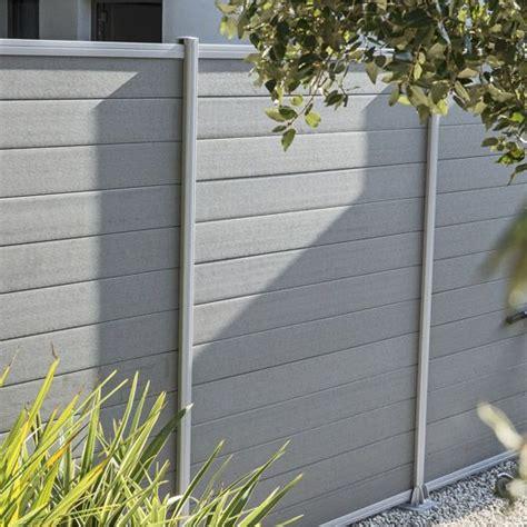 leroy merlin lame terrasse lame en composite kyoto coloris gris anthracite 15x176 cm get out leroy et