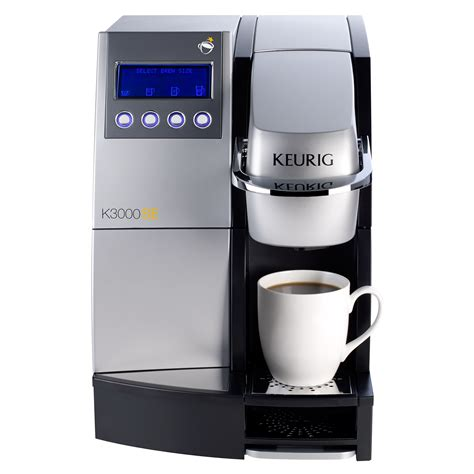 Commercial Coffee Machines: Keurig® K3000SE   Keurig®