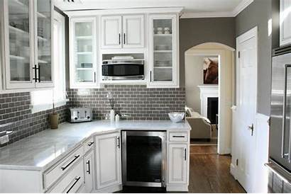 Kitchen Considerations Backsplash Grey Allstateloghomes Cooking Installation