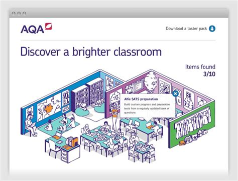 aqa s aqa s discover a brighter classroom microsite