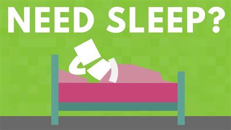 How Much Sleep Do You REALLY Need? - YouTube