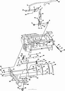 Bunton  Bobcat  Ryan 942519j Predator Pro Fx921v Kaw W  72 Side Discharge Parts Diagram For