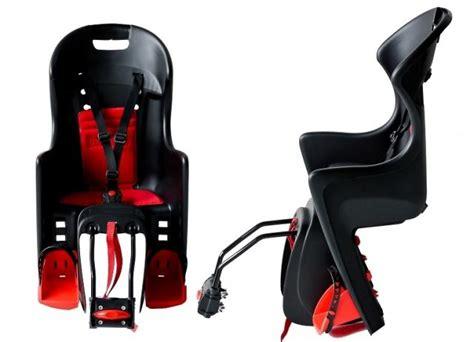 montage siege bebe velo velosphere siége porte bébé sur porte bagage arrière velo