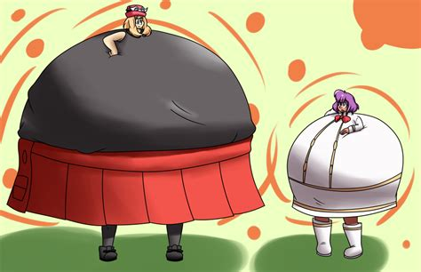 Orb And Orb By Headless Whimsicott On Deviantart