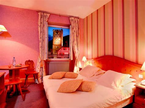 tour des chambres hotel de la tour ribeauvillé