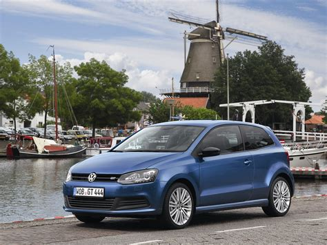 Volkswagen Polo Blue Gt 2018 Exotic Car Wallpapers 20 Of