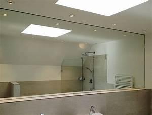 Spiegel f r badezimmer begehbare wandschr nke in rahmen for Spiegel fürs badezimmer