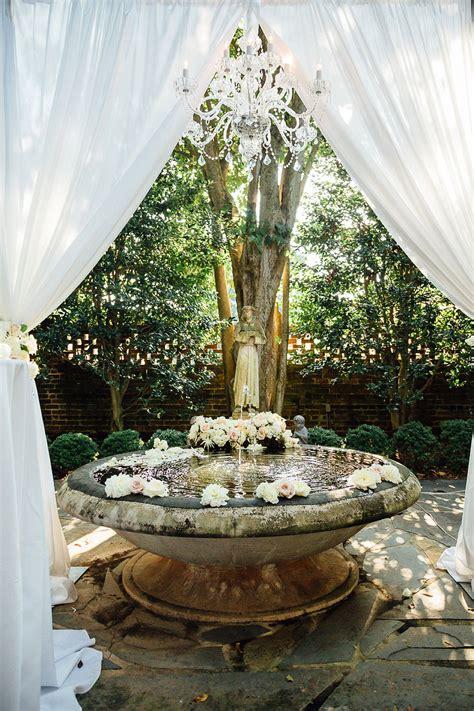 wedding   lace house memorial garden  columbia sc