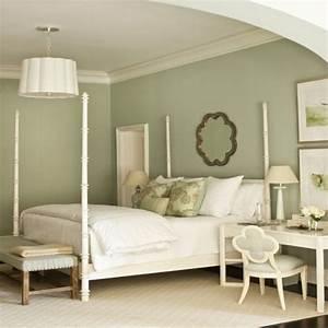 Sage, Green, Paint, Colors, Bedroom