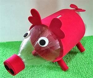 Faire Une Tirelire : tutoriels faire une tirelire cochon ~ Nature-et-papiers.com Idées de Décoration
