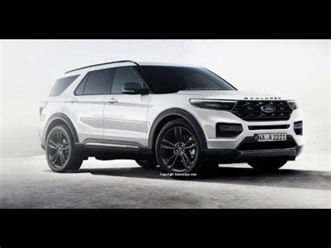 ford explorer st release date specs