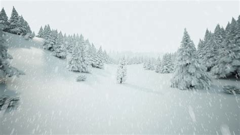 Background Images Snow by Winter Background With Falling Snow Background Hd