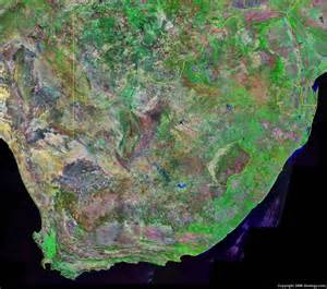 Google Earth Satellite Maps South Africa