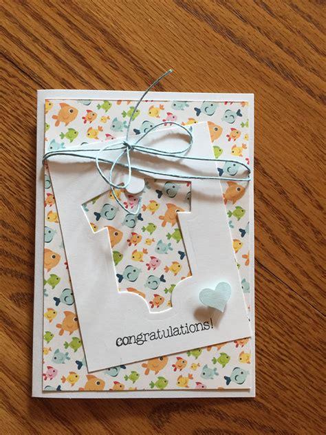 congratulations card baby cards handmade baby greeting