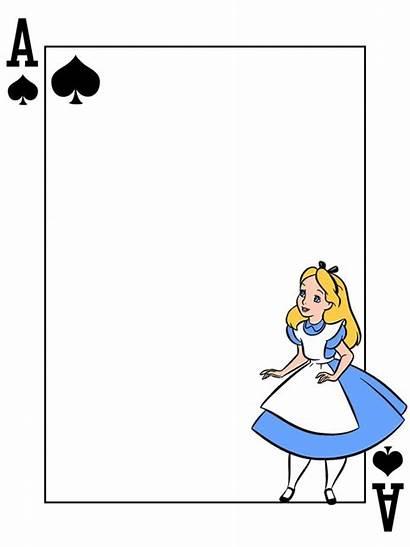 Wonderland Alice Printable Invitation Shower Idea Templates