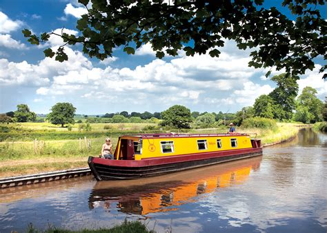 Canal Boats England by Whitchurch Wye Uk Boat Hire Llangollen Canal Canals