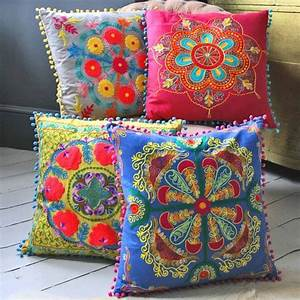 moroccan cushions everything nice pinterest cushions With bohemian pillows and throws