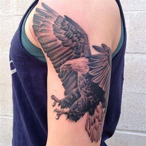 amazing eagle tattoos