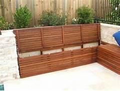 Garden Bench Seating by Diy Outdoor Storage Box Outdoor Bench Seat With Storage Outdoor Storage Benc