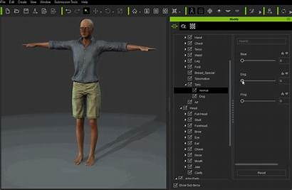 Character Creator Characters Animated Erstellen Creation Stylized