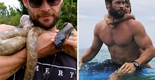 43 Times Chris Hemsworth's Instagram Absolutely Killed Me ...