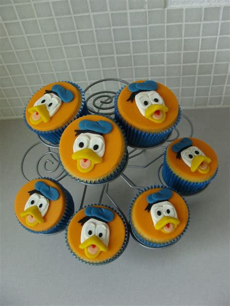 donald duck cakes decoration ideas  birthday cakes