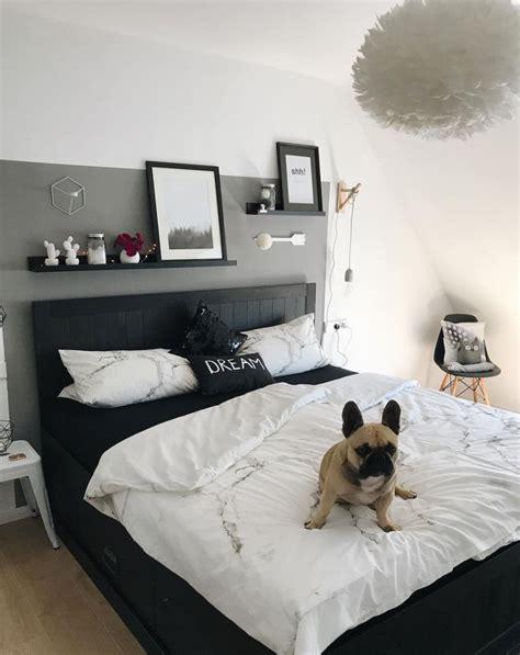 Schlafzimmer Graues Bett by Schlafzimmer Graues Bett Parsvending