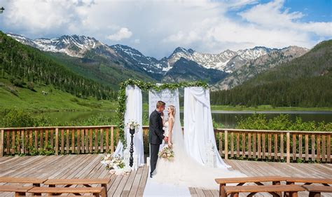 Piney River Ranch Vail Wedding Special Events