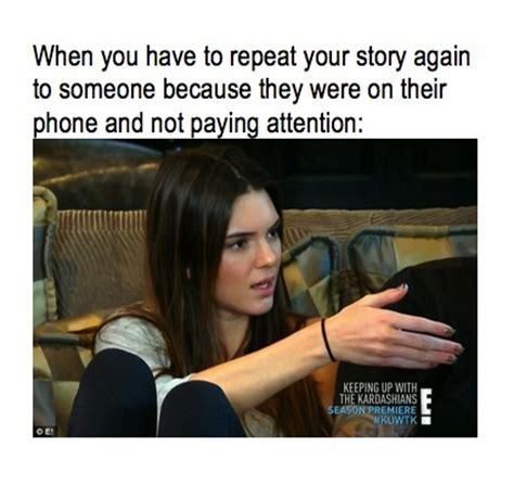 Kylie Jenner Meme - model behavior kendall jenner memes