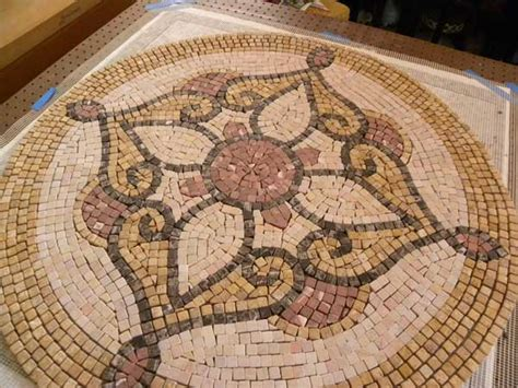 How To Grout A Shower by Floor Mosaics Mosaic Art Supply