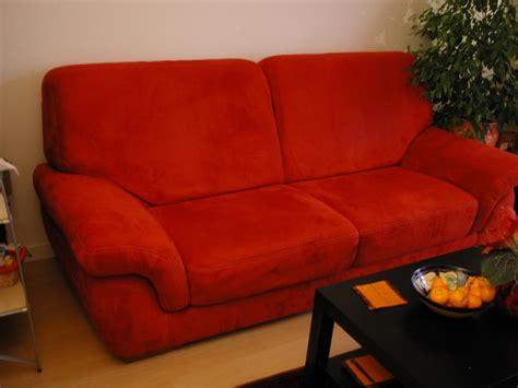 canap en alcantara troc echange canapé 3 places tissu alcantara quasi