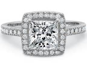 engagement rings for princess cut engagement rings siji ipunya