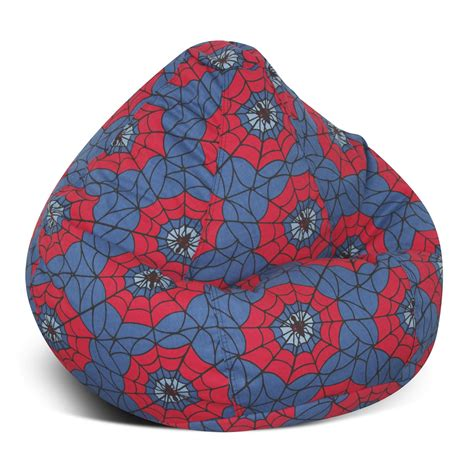 Big Bean Bag Chairs Kmart by American Furniture Alliance Large Spider Web Bean Bag