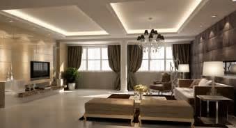 best living room design architectural rendering